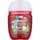 Bath & Body Works PocketBac Sunlight & Apple Trees antibakterielles Gel für die Hände (Sunlight & Apple Trees) 29 ml