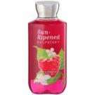 Bath & Body Works Sun Ripened Raspberry душ гел за жени 295 мл.