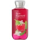 Bath & Body Works Sun Ripened Raspberry Shower Gel for Women 295 ml