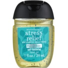 Bath & Body Works PocketBac Stress Relief antibakterielles Gel für die Hände (Aromatherapy, Eucalyptus Spearmint) 29 ml