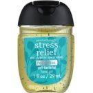 Bath & Body Works PocketBac Stress Relief antibakteriálny gél na ruky (Aromatherapy, Eucalyptus Spearmint) 29 ml
