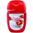 Bath & Body Works PocketBac Strawberry Vanilla Sugar antibakteriális gél kézre Strawberry Vanilla Sugar 29 ml