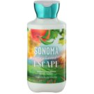 Bath & Body Works Sonama Weekend Escape Körperlotion für Damen 236 ml