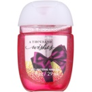 Bath & Body Works PocketBac A Thousand Wishes antibakterielles Gel für die Hände  29 ml