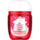 Bath & Body Works PocketBac Winter Candy Apple антибактеріальний гель для рук  29 мл