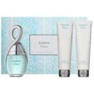 Bebe Perfumes Desire подаръчен комплект I. парфюмна вода 100 ml + мляко за тяло 100 ml + душ гел 100 ml