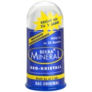 Bekra Mineral Deodorant Stick Crystal Mineral-Deodorant fester Kristall (Deo - Crystal 24 h) 100 g