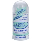 Bekra Mineral Deodorant Stick Crystal Mineral Deodorant Solid Crystal With Aloe Vera  100 g