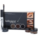 BelláPierre Eye & Brow Matte Shimmer Kit Kosmetik-Set  I.