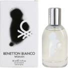 Benetton Bianco Eau de Toilette pentru femei 30 ml