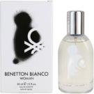 Benetton Bianco Eau de Toilette für Damen 30 ml