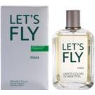 Benetton Let's Fly Eau de Toilette for Men 100 ml