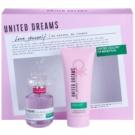 Benetton United Dreams Love Yourself dárková sada II. toaletní voda 50 ml + tělové mléko 100 ml