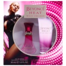 Beyonce Heat Wild Orchid dárková sada I. parfemovaná voda 30 ml + tělové mléko 75 ml