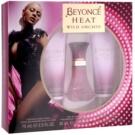 Beyonce Heat Wild Orchid Gift Set III  Eau De Parfum 30 ml + Body Milk 75 ml + Shower Gel 75 ml