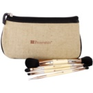 BHcosmetics Boho Chic Dual set de brochas (Brush Set) 4 ud
