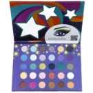 BHcosmetics Eyes on the ´70s Eye Shadow Palette (30 Color) 23 g