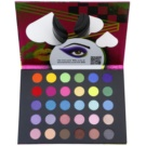 BHcosmetics Eyes on the ´80s paleta očních stínů (30 Color) 23 g