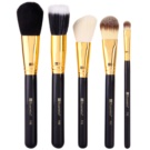 BHcosmetics Face Essential set de brochas (Brush Set) 5 ud