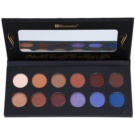 BHcosmetics It's Judy Time paleta de sombras (12 Eyeshadow Palette) 81 g