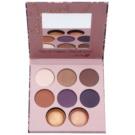 BHcosmetics Missy Lynn Eyeshadow and Highlighter Palette With Mirror  6 g