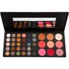 BHcosmetics Special Occasion paleta očních stínů a tvářenek (39 Color Eyeshadow and Blush Palette) 37,83 g