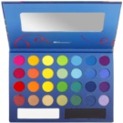 BHcosmetics Take Me To Brazil Eye Shadow Palette With Mirror (30 Color) 28 g