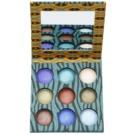 BHcosmetics Wild & Free paleta cieni do powiek z lusterkiem (9 Color) 17,7 g