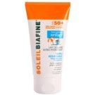 Biafine Soleil feuchtigkeitsspendende Milch für Kinder zum Bräunen SPF 50+  150 ml