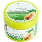 Bielenda Avocado Körperpeeling für trockene Haut 200 g