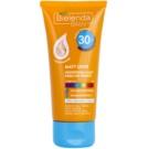 Bielenda Bikini Matt Look schützende tönende Creme für gemischte und fettige Haut SPF 30  50 ml