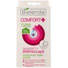 Bielenda Comfort+ Exfoliating and Moisturising Foot Mask for Softer Feet  2 x 20 ml