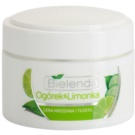 Bielenda Cucumber&Lime Mattifying Moisturizer Cream For Mixed And Oily Skin 50 ml