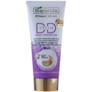 Bielenda Dymanic Do-All Body Perfector creme corporal DD mate para refirmação de pele (Instant Satin Glow Effect) 150 ml