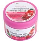 Bielenda Pomergranate Body Scrub With Sugar Moisturizing 200 g