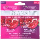 Bielenda Pomergranate Exfoliating Mask For Intense Hydration 2 x 5 g