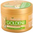 Bielenda Golden Oils Ultra Firming tělový peeling pro zpevnění pokožky (Babassu, Passionflower, Pistachio Oils) 200 ml