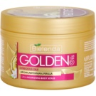 Bielenda Golden Oils Ultra Nourishing exfoliant corp pentru piele uscata  200 ml