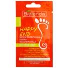 Bielenda Happy End концентрована маска для ступней та п'ят з відновлюючим ефектом  10 гр
