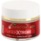 Bielenda Laser Xtreme 40+ зволожуючий денний крем з ефектом ліфтингу з ліфтинговим ефектом  50 мл