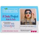 Bielenda #Insta Perfect Matt & Clear серветки з матуючим ефектом для комбінованої та жирної шкіри 100 кс