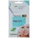 Bielenda Professional Formula luščilna gelasta maska za zmanjšanje por in mat videz kože  2 x 5 ml