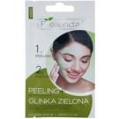 Bielenda Professional Formula Peeling und Maske für fettige Haut  2 x 5 g
