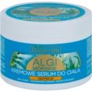 Bielenda Sea Algae Nourishing кремова сироватка для тіла для зміцнення шкіри (Rich Sea Formula -