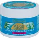 Bielenda Sea Algae Regeneration кремова сироватка для тіла зі зміцнюючим ефектом  200 мл