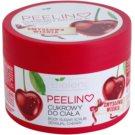 Bielenda Sensual Cherry peeling corporal cu zahar  200 g