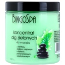 BingoSpa Algae masszázs koncentrátum zöld algából (Camphor and Mint, Orange and Eucalyptus Oil) 250 g
