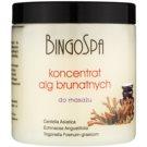 BingoSpa Algae concentrado con algas marrones para masajes (Asiatic Pennywort, Echinacea Angustifolia and Fenugreek) 150 g