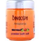 BingoSpa Amazonia kúpeľový púder s extraktom z guarany (Powder Bath Salt) 580 g