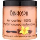 BingoSpa Caffeine & Cinnamon skoncentrowany preparat wyszczuplający  250 g